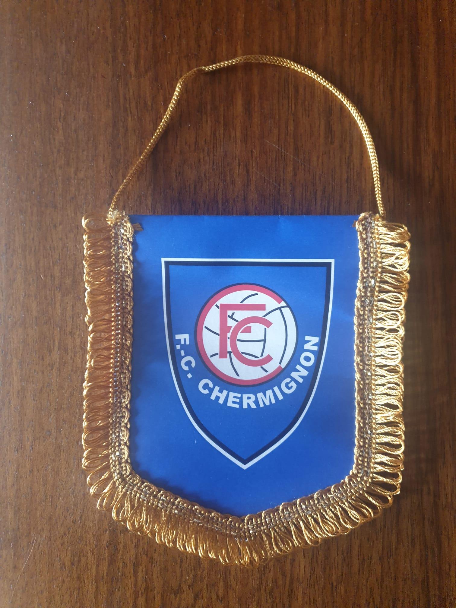 Fanion du FC Chermignon